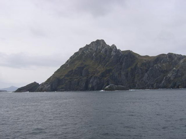 Cape Horn, the southernmost point of South Americae, Chile photo