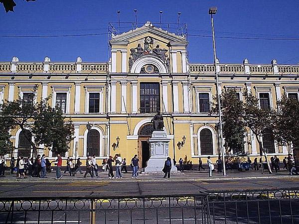chile university