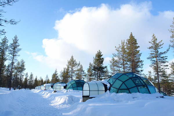 Ice Hotels Finland Images