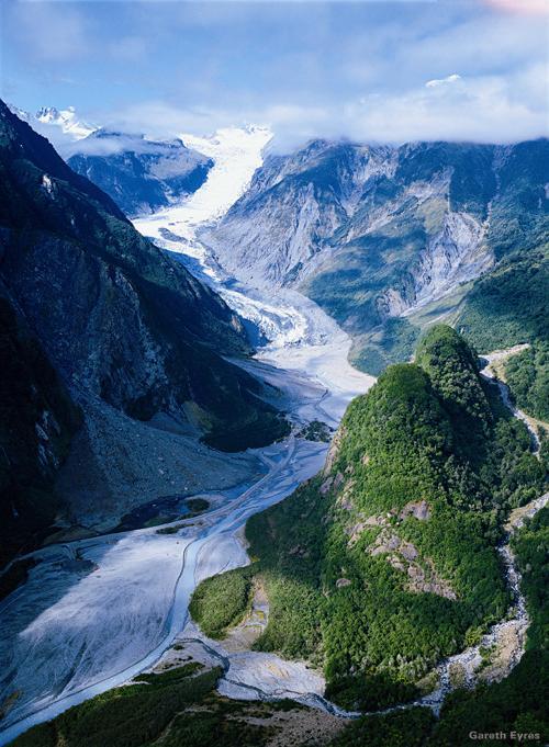 Fox Glacier New Zealand  City new picture : Fox Glacier, New Zealand Photo