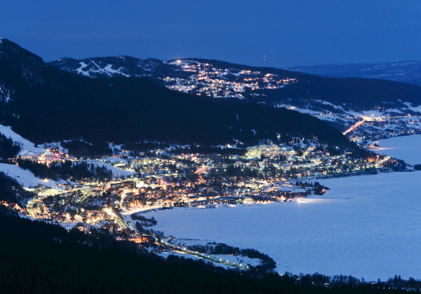 Ski Resort Are Jamtland Sweden Photo