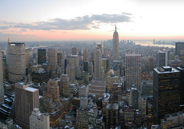 New York (NY) United States  City pictures : manhattan skyline new york city ny usa photo wiki