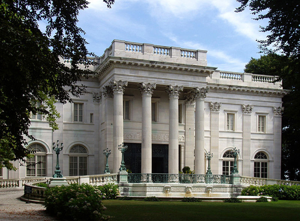 The Marble House Newport Mansions Area Rhode Island