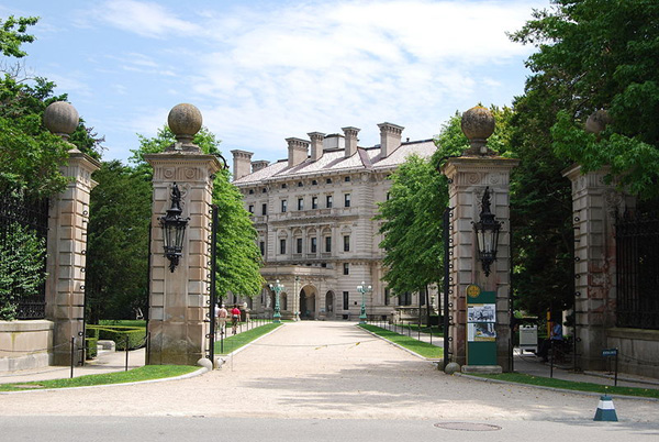 The Breakers Mansion Newport Rhode Island United States